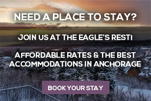 Need a place to stay? Join Us at the Eagle's Rest